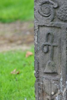 Graveyards of scotland Muiravonside gravestone symbolism