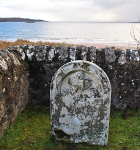 Gairloch graveyards of Scotland