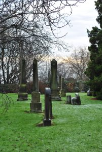 graveyards of Scotland Aberdour holy well Fife church