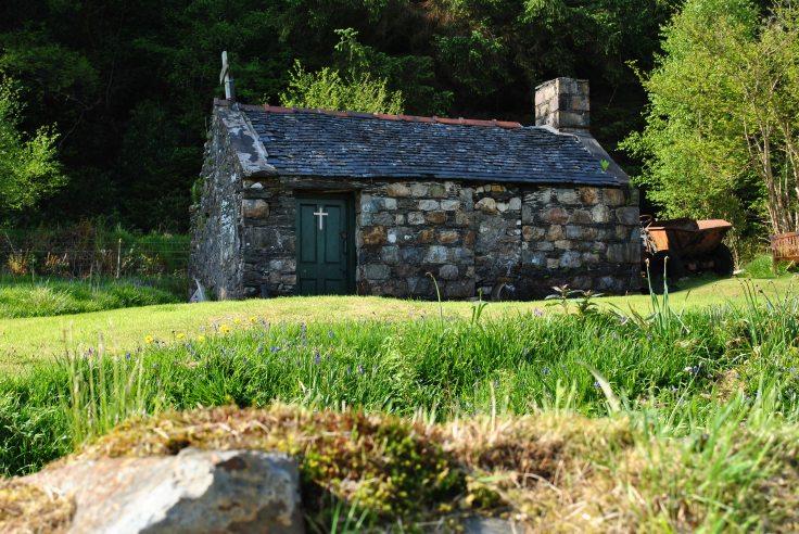 beauty and relaity Ballachulish GRaveyards of Scotland Nellie Merthe Erkenbach