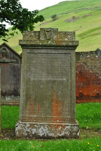 grave James Hogg