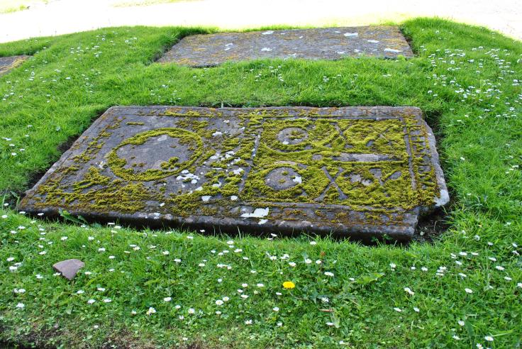 Graveyards of Scotland guardian of Scotland Andrew Murray Nellie Merthe Erkenbach