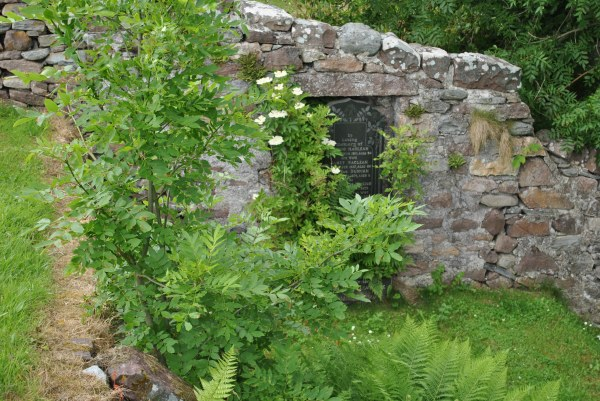 Mill Street Old Burial Ground GRaveyards of Scotland Jacobite hideaout