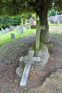 trysts leylines Nellie Merthe Erkenbach graveyards of Scotland