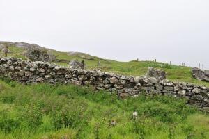 ©nme Graveyards of Scotland Huishinish burial ground Isle of Harris