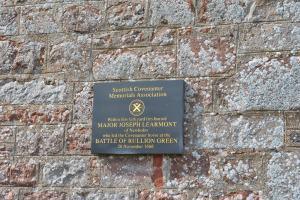 Joseph Learmont memorial