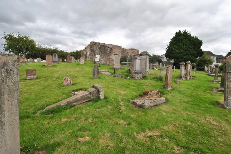 Selkirk graveyard