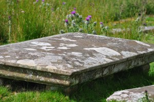 tables stone and thistle