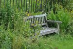 bench Wayyow graveyard