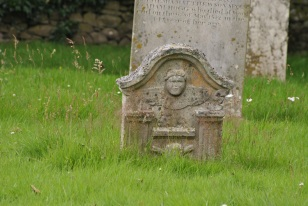 ©nme Graveyards of Scotland Graveyards of Scotland Yarrow Selkirkshire names nemesis