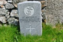CWGC Macaulay Iolaire