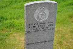 CWGC Mc Leod