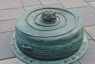 rope iron Iolair