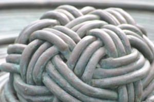 rope iron replica