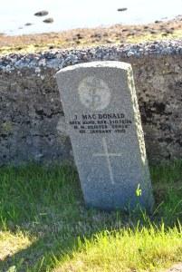 CWGC Mac Donald