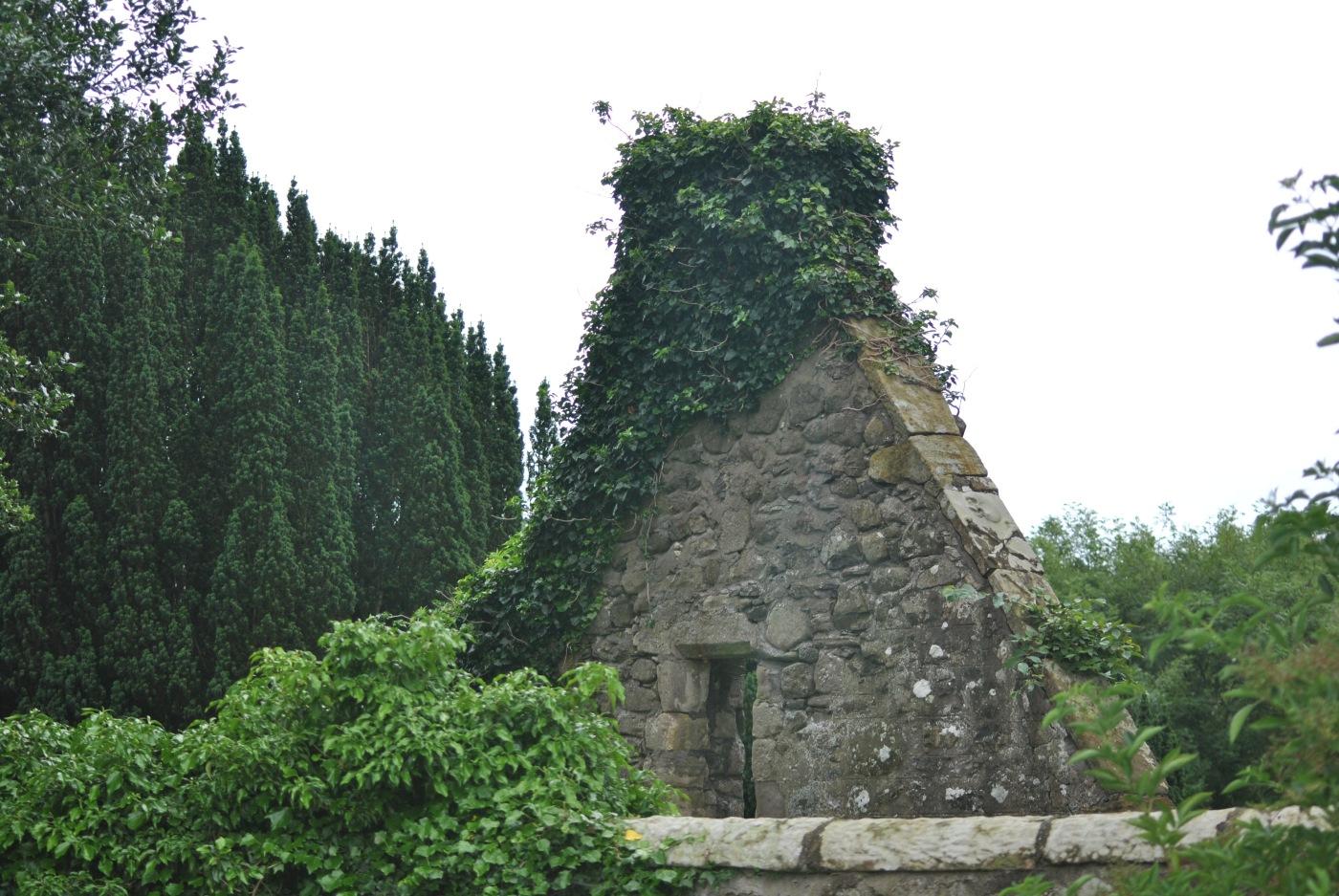 roof Crosbie church