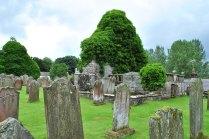 ruin of the old Parish Church
