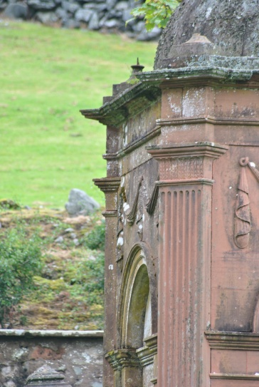 ©nme Nellie Merthe Erkenbach Graveyards of Scotland Glencairn gravestone mistake