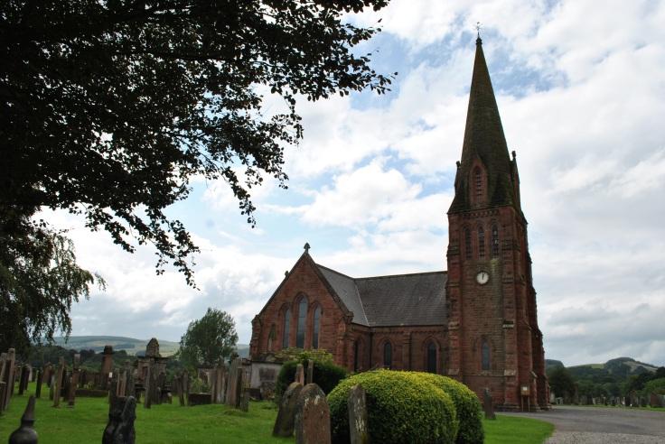 Penpont church