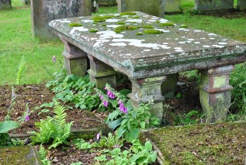 ©nme Nellie Merthe Erkenbach Graveyards of Scotland Penpont water of life