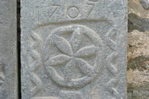 carving 1707
