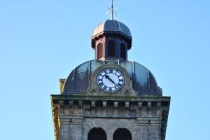 bell tower Macduff Parish Church