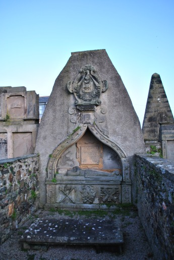 ©nme Graveyards of Scotland St Mary's Kirkyard, Banff (17)