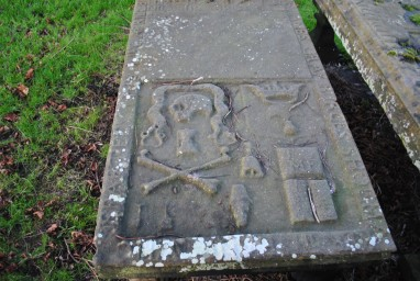 ©nme Graveyards of Scotland St Mary's Kirkyard, Banff (6)