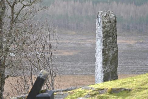 Cnoc na Bhain graveyard Achanalt ©nme Nellie Merthe Erkenbach Graveyards of Scotland (53)