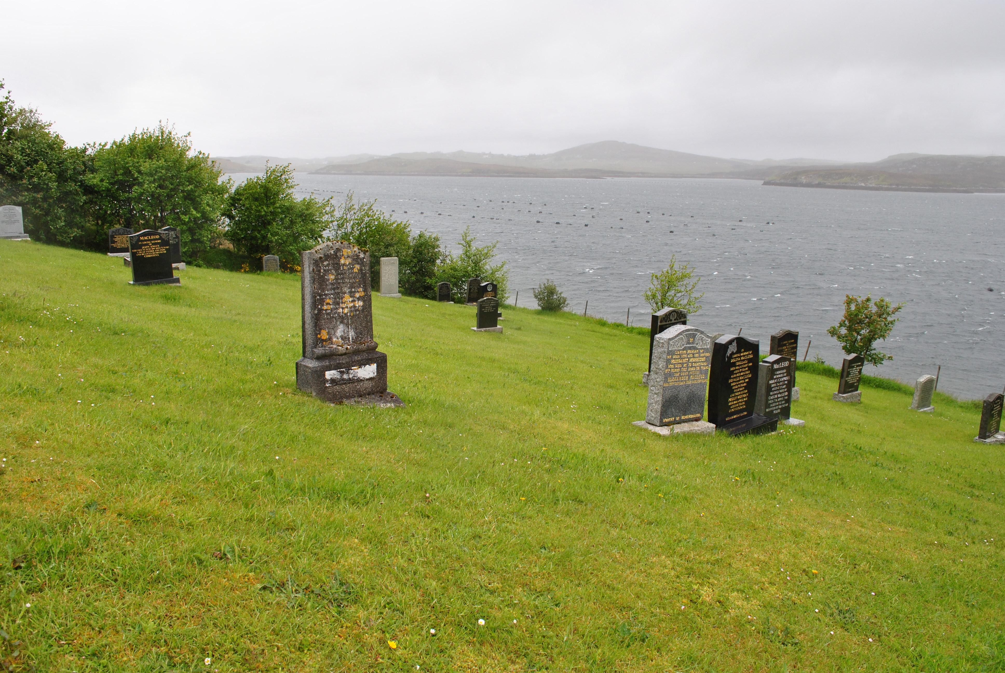 Garyvard cemetery, Isle of Lewis