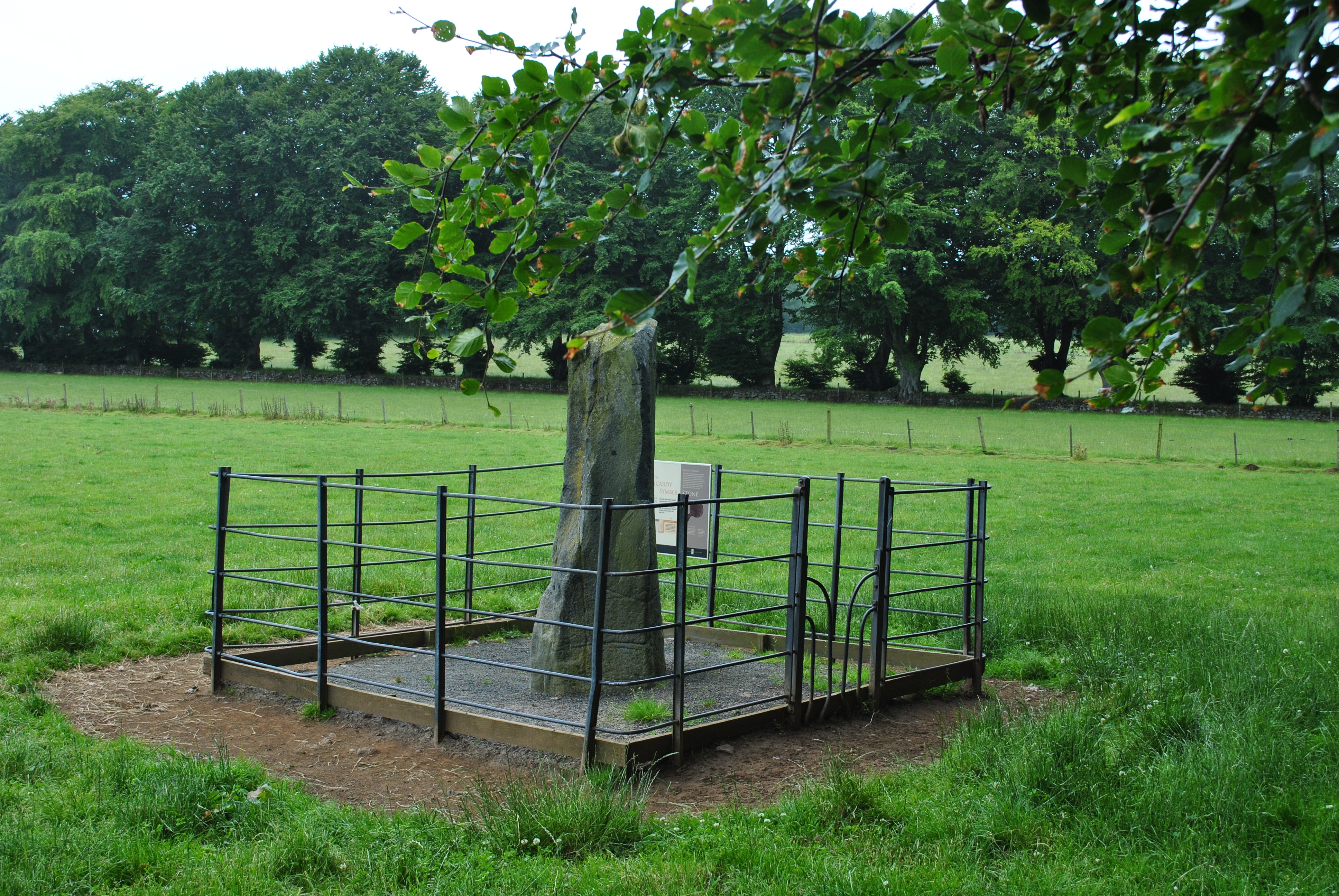 ancient gravestone