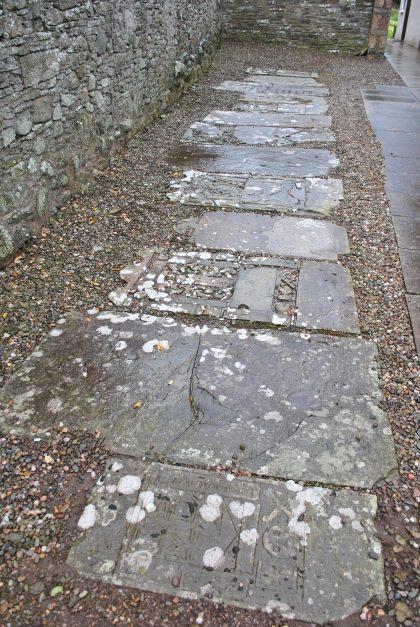 Rescobie Kirkyard (13) ©nme Nellie Merthe Erkenbach Graveyards of Scotland