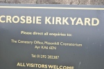 contact number Crosbie graveyard