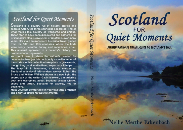 cover Scotland for Quiet Moments paperback