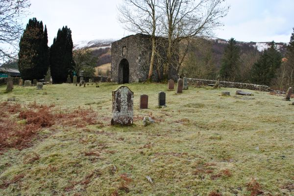 Macdonell (of Glengarry) Mausoleum