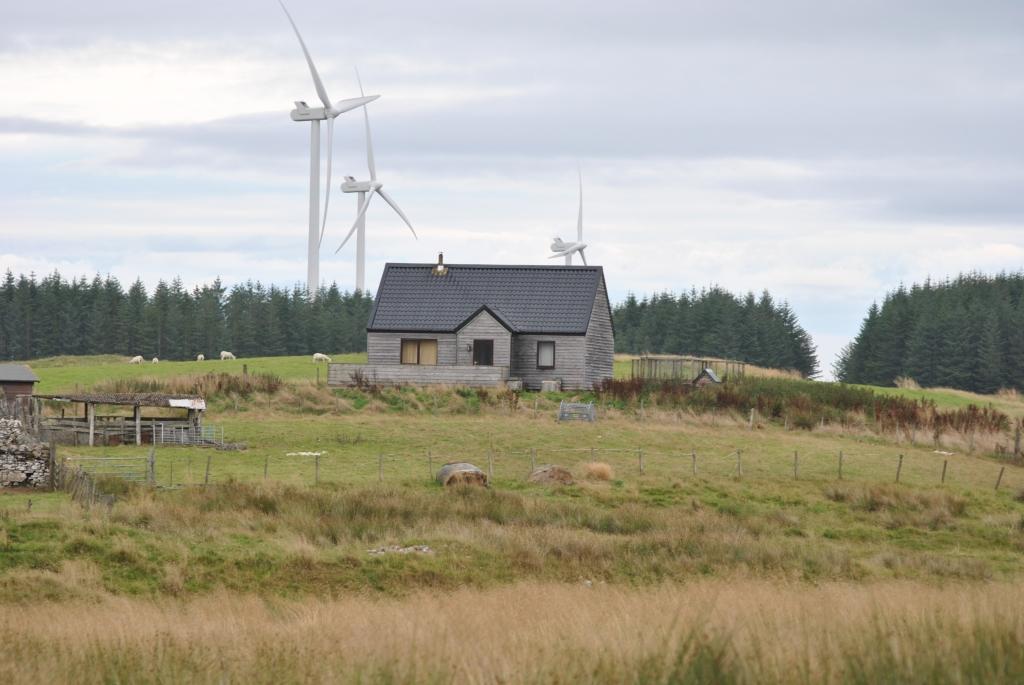 Camster farm @nme Nellie Merthe Erkenbach Graveyards of Scotland